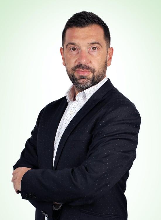 Aleksandar Ristovski – Regional director of Medical sciences – CARSO pharm Macedonia