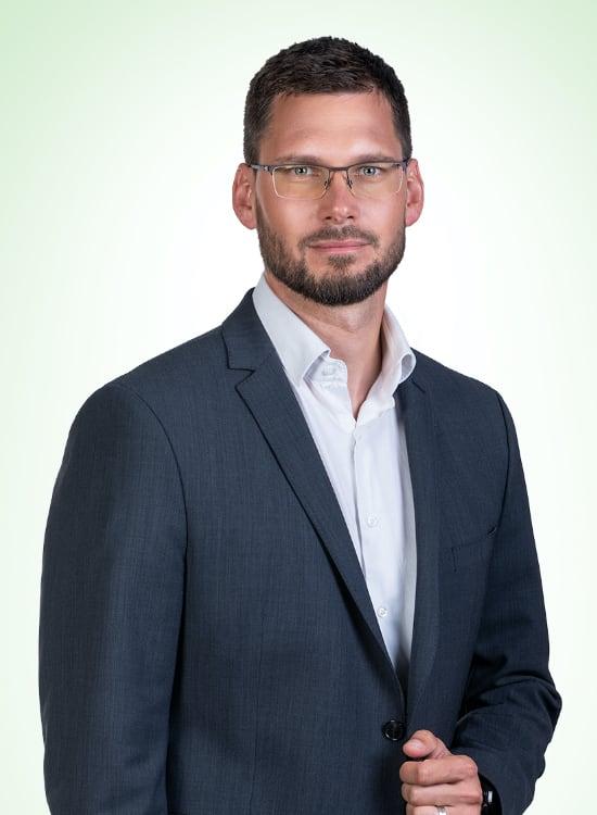 Gregor Markon – Regional Sales Manager – CARSO pharm