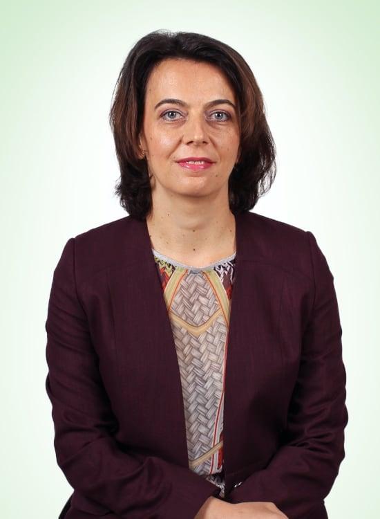Julijana Sekovska – Head of Regulatory affairs – CARSO pharm Macedonia